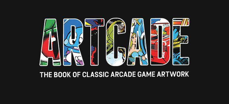 Avec Artcade, Bitmap Books rend hommage aux artworks de bornes d