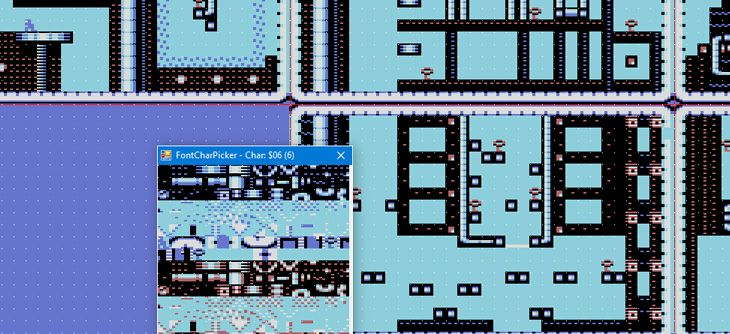 Atari Map Maker - un outil gratuit pour créer son level design