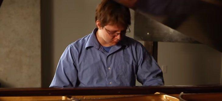 Derek Adam - sonate au piano pour Gauntlet