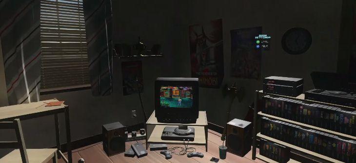 Sega Mega Drive Classics Hub - cosmétique et historique !