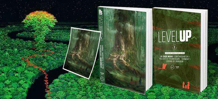 Level Up. Niveau - 3 troisième livre sur les grandes sagas du RPG