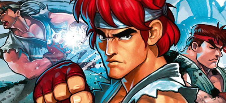 Injection massive de Street Fighter sur Nintendo 3DS !