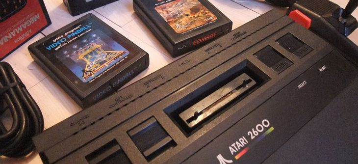 Atari Flashback Classics - les jeux Atari 2600 déboulent sur nos consoles actuelles