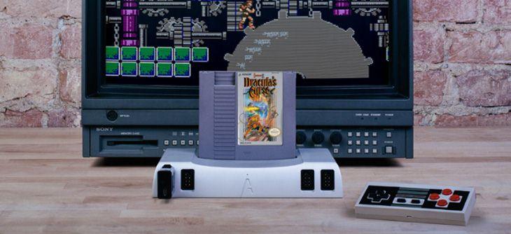 Analogue nt mini la nouvelle console nintendo nes mini qui lance tous les jeux - Nouvelle console de jeux ...