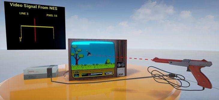 Un dispositif homebrew rend les Light Gun Shooters enfin jouables sur les TV modernes