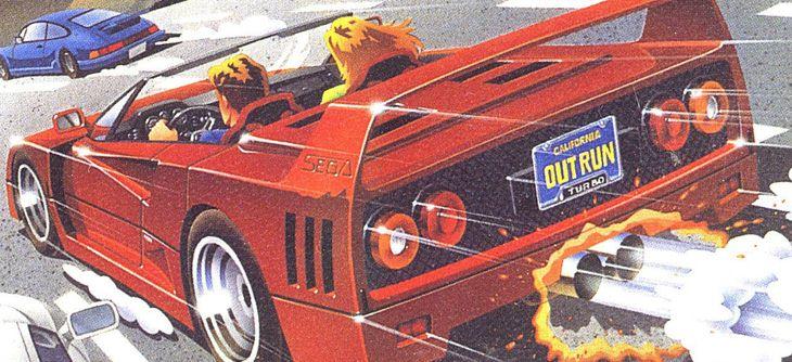 Turbo OutRun arrivera sur Nintendo 3DS via SEGA 3D Reprint Archives 3