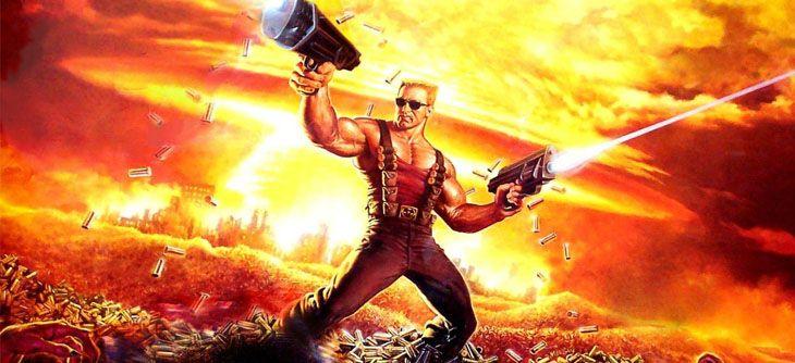 Duke Nukem déboule sur Sega Master System
