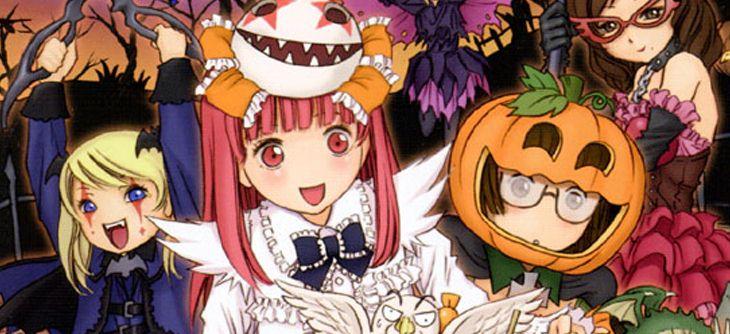 Retrovision fête Halloween avant l