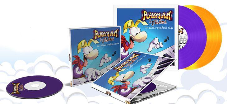 Pix N Love annonce officiellement le livre sur l'histoire de Rayman