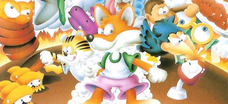 Dossier Retro - Psycho Fox sur Sega Master System
