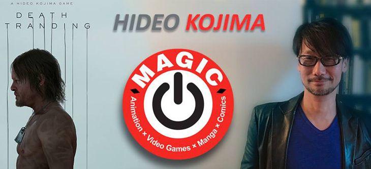 Hideo Kojima invité du Festival MAGIC 2017 !