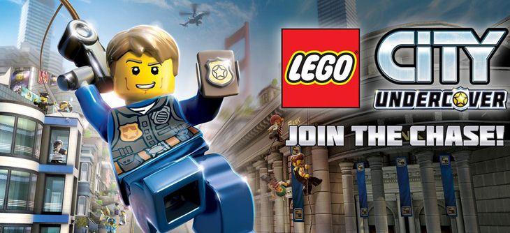 Portage en approche pour LEGO City Undercover