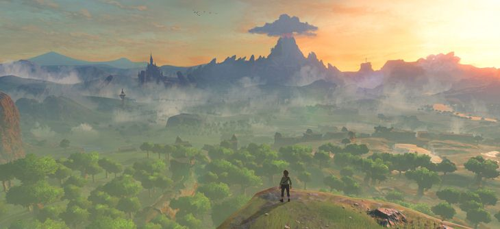 Zelda Breath of the Wild - on en saura plus aux Game Awards