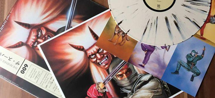 The Revenge of Shinobi - une OST vinyle qui fait rêver
