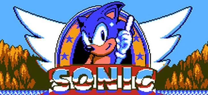 Le lifting de la version NES de Sonic the Hedgehog est splendide !
