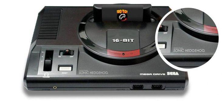 Les Mega Drive brésiliennes seront personnalisables !