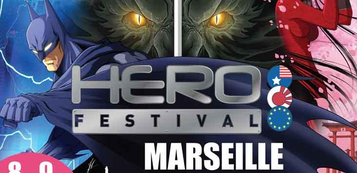 Le HeroFestival de Marseille ouvre sa billetterie