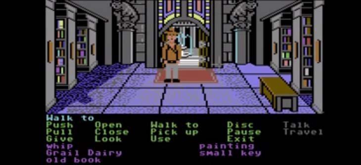 Indiana Jones va reprendre du service sur Commodore 64
