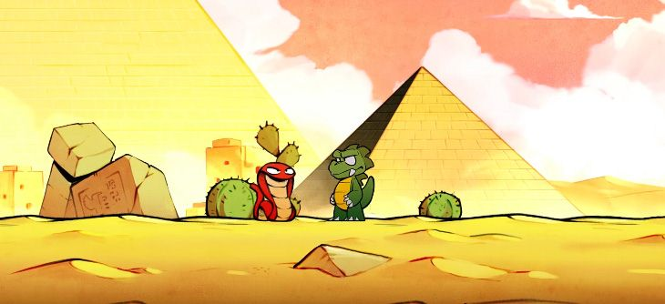 Remake de Wonder Boy III The Dragon's Trap arrivera sur Nintendo Switch
