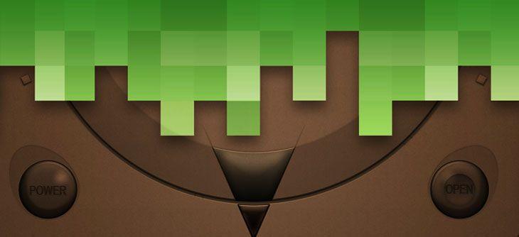 Crafti - un clone impressionnant de Minecraft sur Sega Dreamcast
