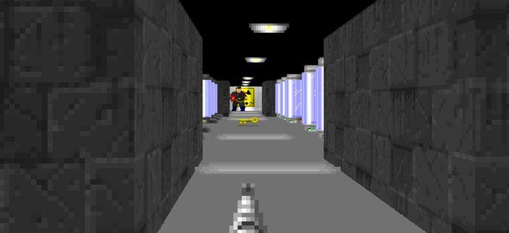 Atomprojekt - 34 niveaux inédits pour Wolfenstein 3D !