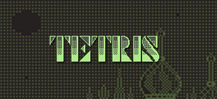 La version Gameboy de Tetris arrive sur C64 !