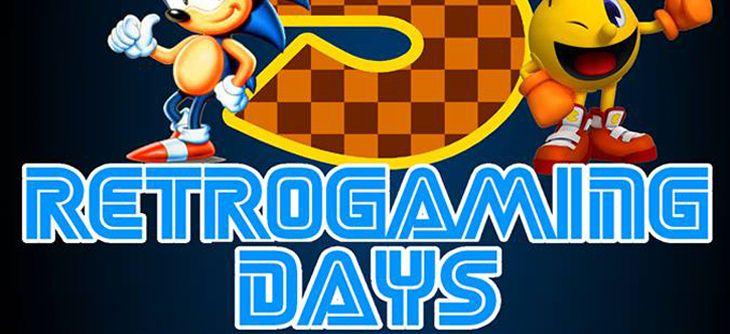 La 6ème RetroGaming Days n