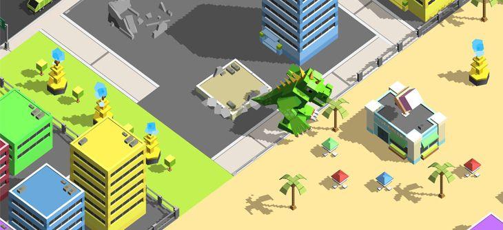 Smashy City - Monstres et Cie