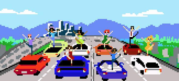 La La Land a enfin son jeu vidéo old school !