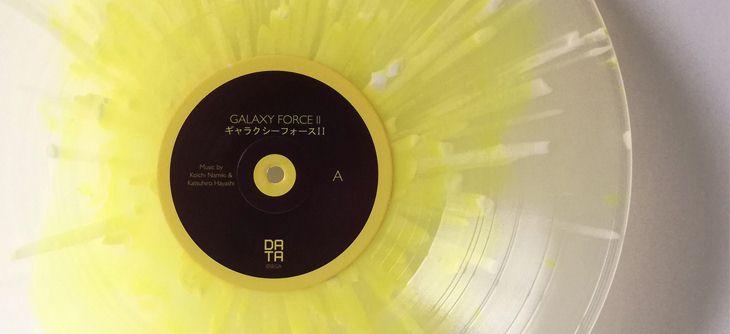 Les OST de Galaxy Force 2 et Thunder Blade éditées en vinyle !