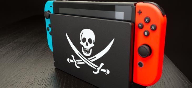 Nintendo Switch - la guerre contre les hackers a commencé
