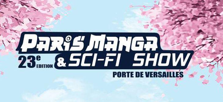 MO5.COM pour la première fois à Paris Manga - Sci-Fi Show !