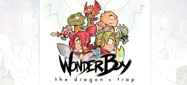 Le remake de Wonder Boy The Dragon
