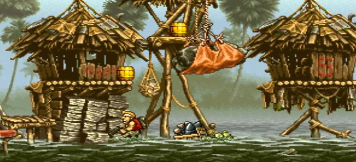 Thank you ! Metal Slug arrive sur l