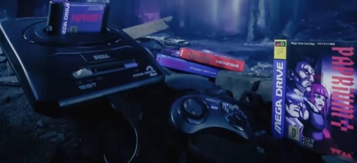 Sega Megadrive - le beat
