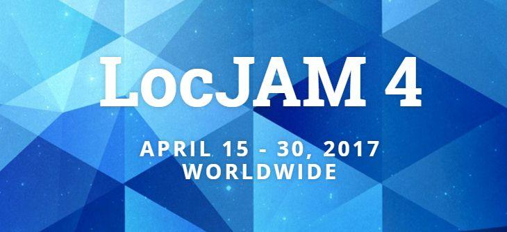 LocJam 2017 - un concours mondial de traduction de jeu vidéo