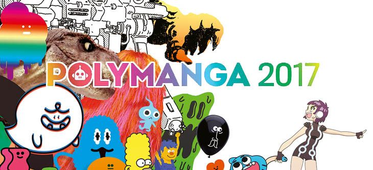 Polymanga 2017 et Ankama - l