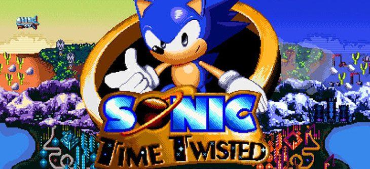 Après 12 ans de développement, le fangame Sonic Time Twisted sort enfin !