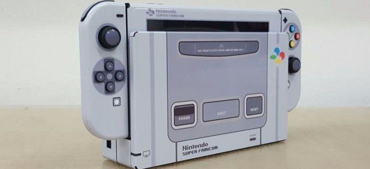 Sublime - la Nintendo Switch dans la peau d