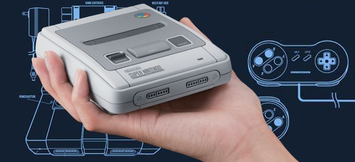 SNES Mini - la Super Nintendo Mini sortira bien le 29 septembre !