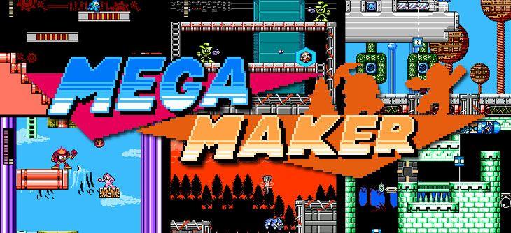 Mega Maker - réalisez vos propres niveaux pour Mega Man !