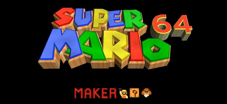 Super Mario 64 Maker - comme son nom l