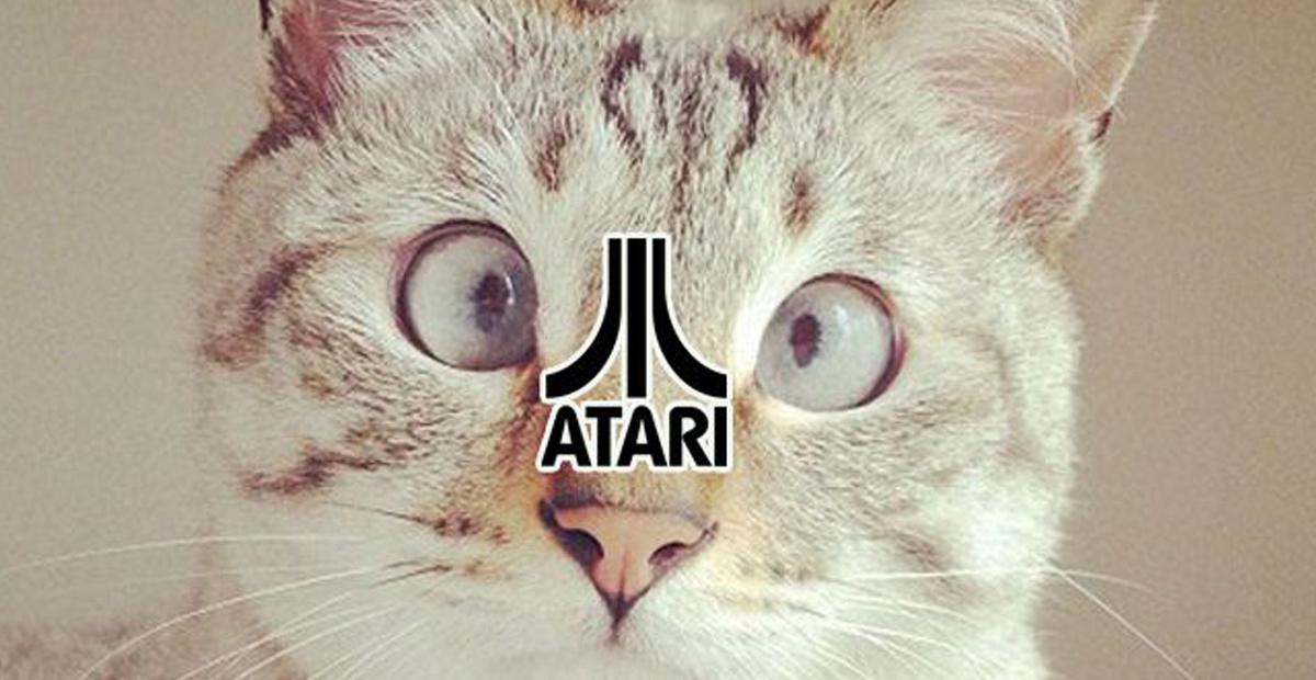 Atari voit double en attendant l