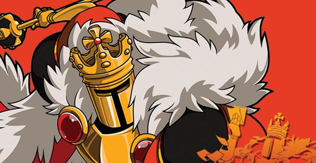 Shovel Knight - King of Cards arrive en carrosse sur Switch !