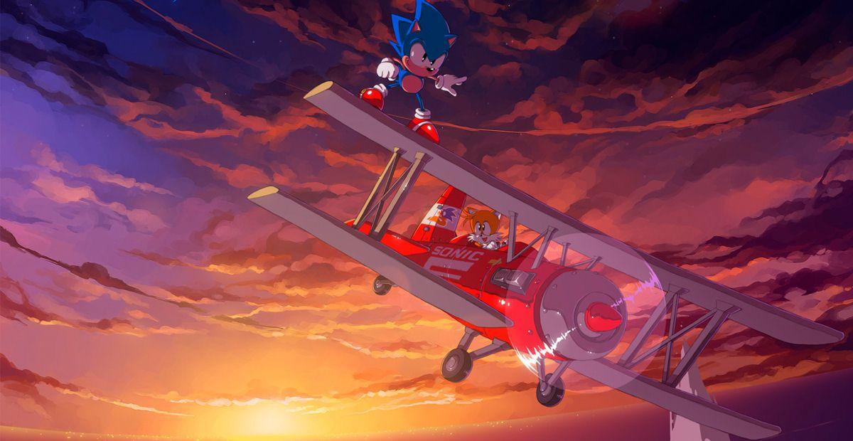 Sonic 2 HD - une démo pleine de promesses !