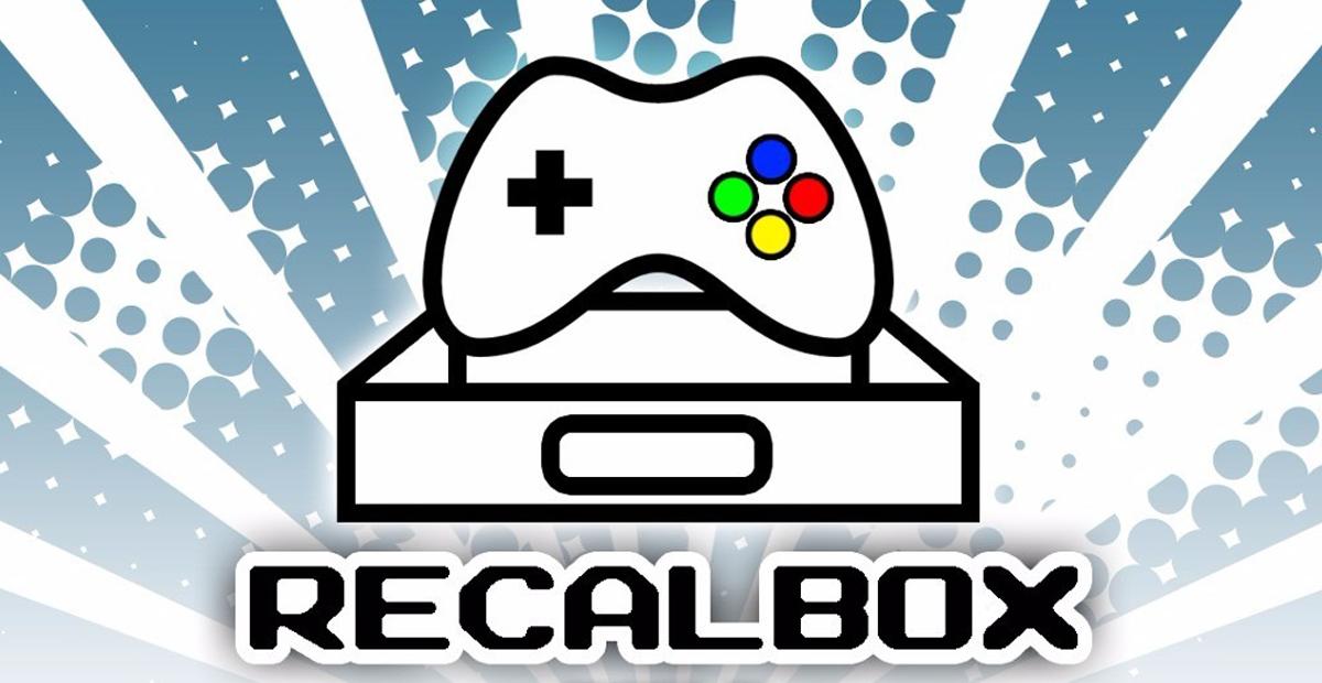 Recalbox - la version 4.1 peut être lancée sur PC avec une simple clé USB !