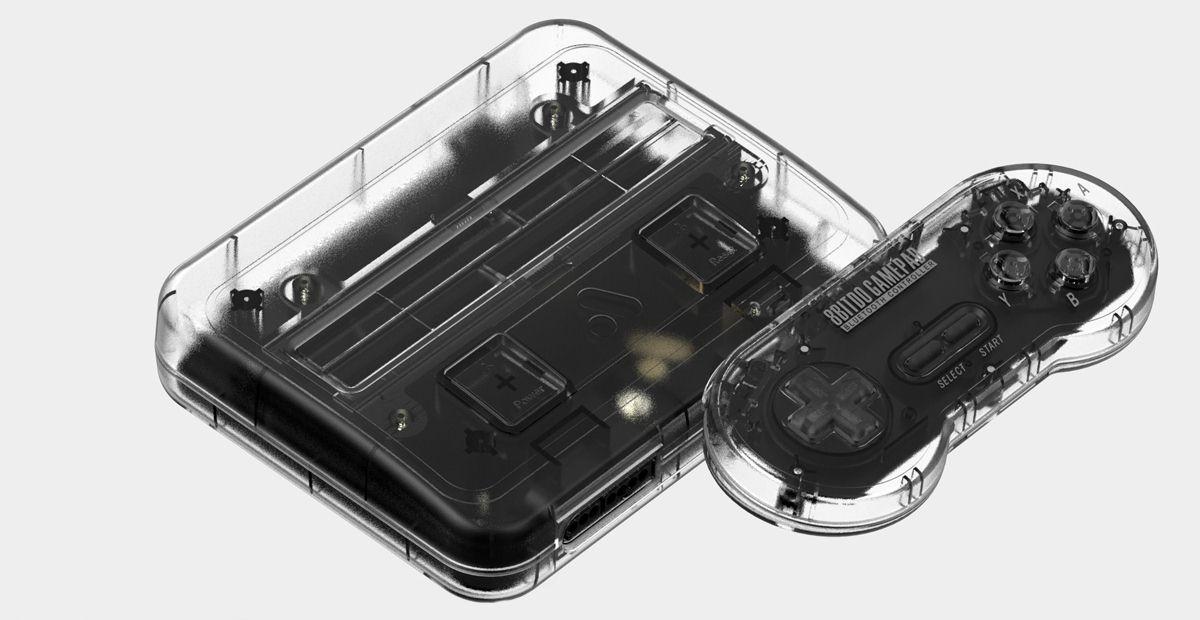 Analogue Super NT - une SNES Mini haut de gamme