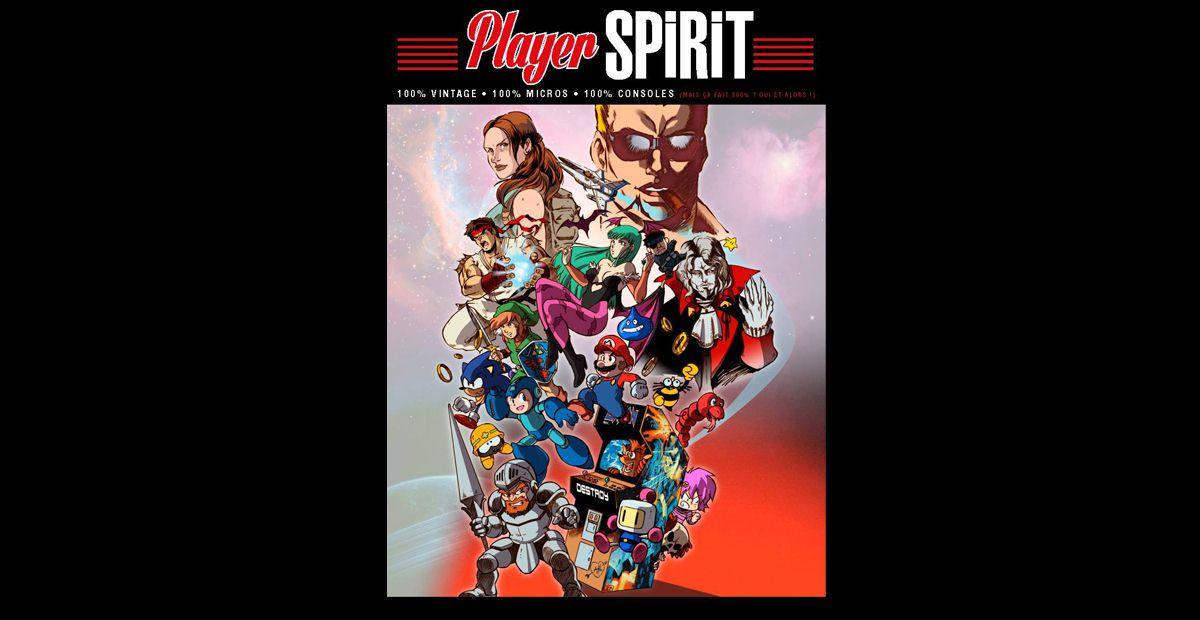 Player Spirit - au commencement était le Verbe