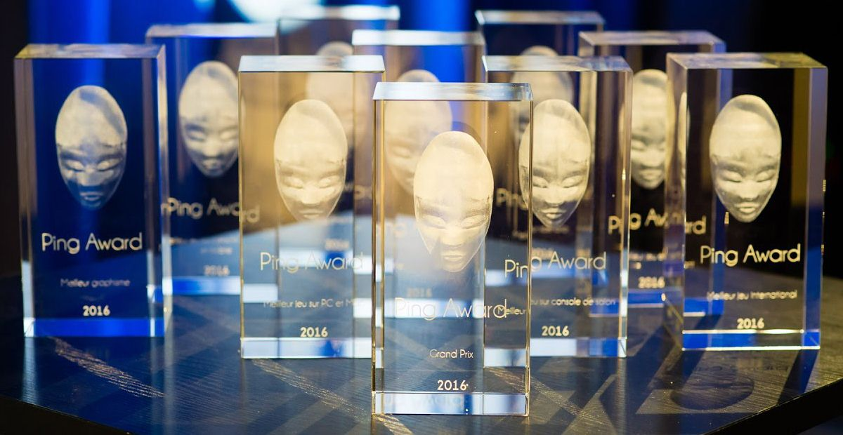 Les jeux vidéo 2017 nommés à la 5e cérémonie des Ping Awards