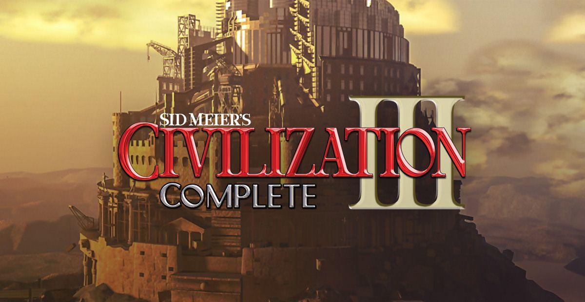 Civilization III Complete Edition gratuit sur Humble Bundle !